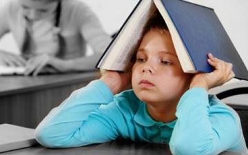 Ребенок устает в школе — советы для родителей