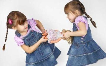 Дети дерутся и ссорятся в семье — что делать