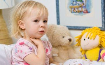 Болит горло у ребенка — ищем причины и методы лечения