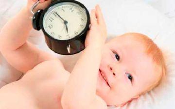Ребенок перепутал день с ночью — что делать