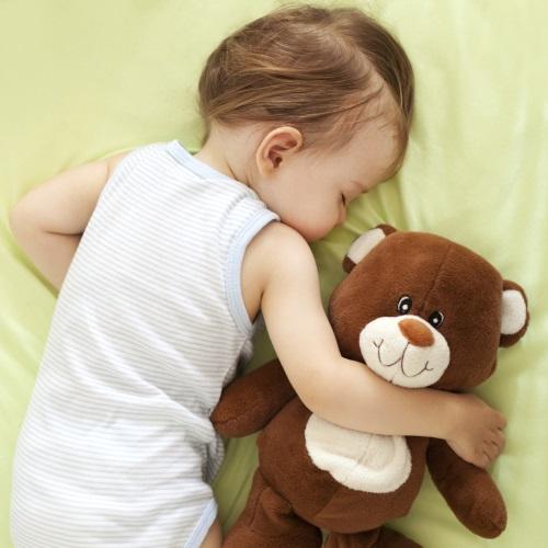 малыш-спит