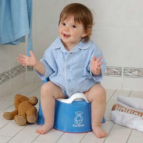 Как сделать чтобы малыш пописала