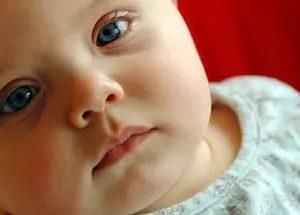 У ребенка темные круги под глазами - причины