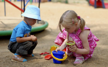 Психология и поведение ребенка в 2-3 года
