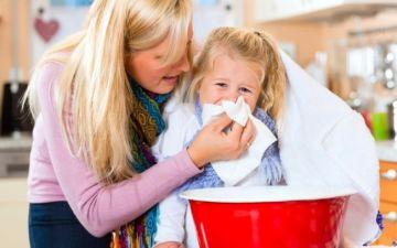 Можно ли давать чабрец от кашля детям