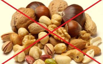 Можно ли давать ребенку орехи: с какого возраста