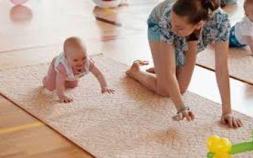 Что умеют малыши в 9 месяцев