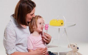 Как правильно выбрать ингалятор для ребенка