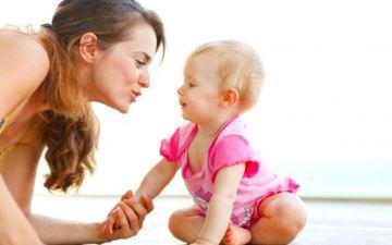 Когда ребенок начинает говорить слово «Мама»