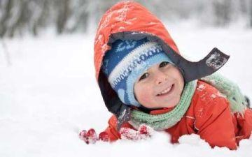 Волшебные зимние игры на свежем воздухе