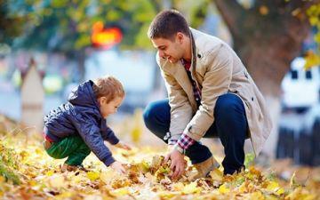 Как выстроить дружеские отношения между папой и ребенком
