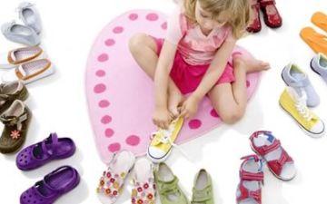 Как определить размер обуви ребенка по длине стопы?