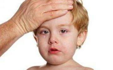 Вирусный менингит у детей – симптомы