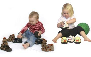 Как правильно выбрать и узнать размер обуви для ребенка