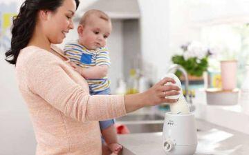 Как подогреть замороженное грудное молоко