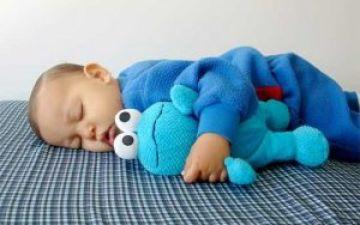 Ребенок перепутал день с ночью