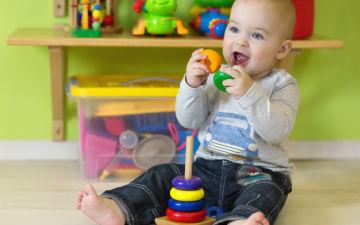 Особенности развития ребенка в 1 год