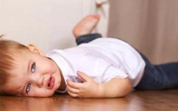 Что делать — если ребенок сильно ударился головой