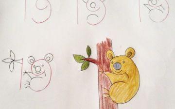 Советы как научить ребенка красиво рисовать