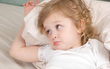 Сон ребенка в дневное время