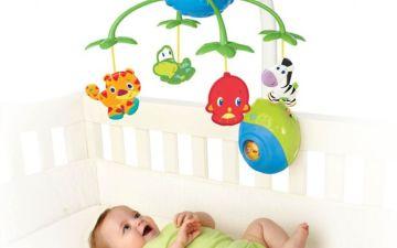 Советы как развивать ребенка в 2 месяца
