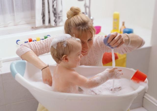 Ребенку год кожа на голове шелушится