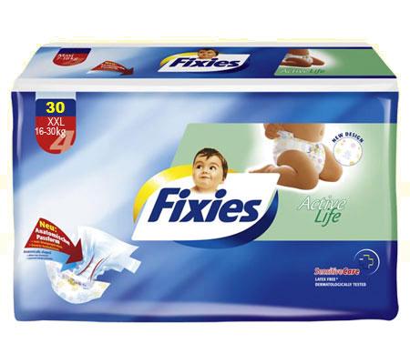 Подгузники Fixies
