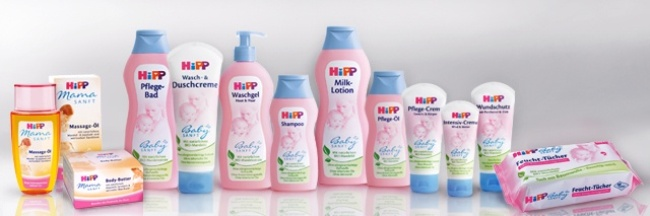 Косметика HIPP