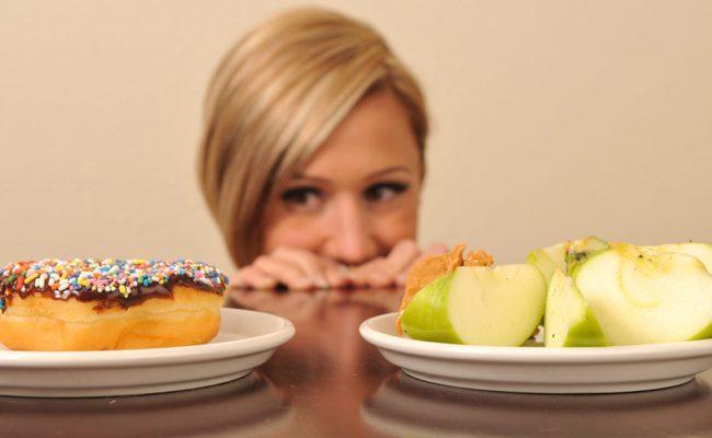 Ограничения в еде