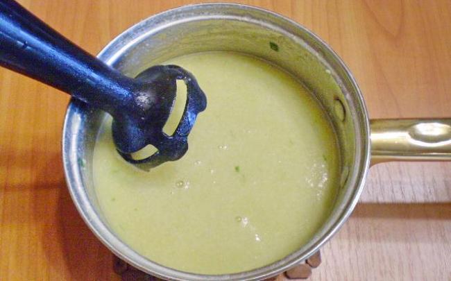 Суп для малыша
