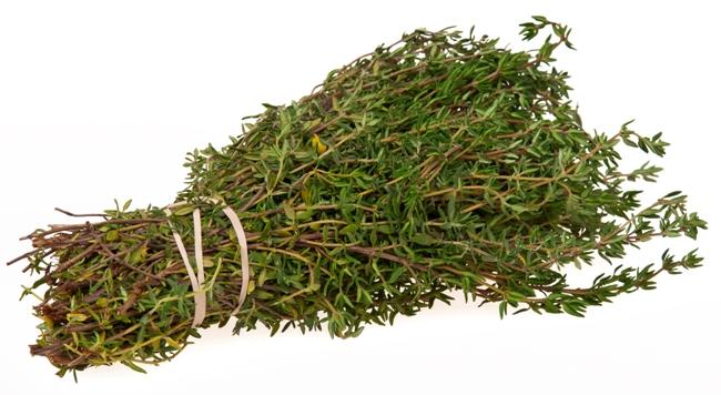 Трава чабреца