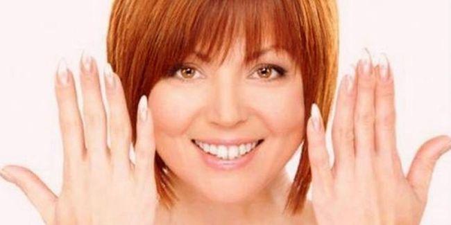 Улучшение состояния волос, ногтей и кожи