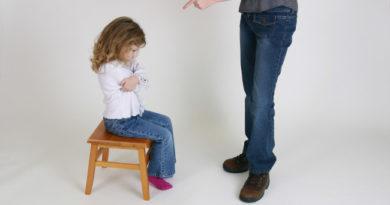 Можно ли в процессе воспитания бить ребенка по попе