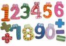 Как научить ребенка цифрам в раннем возрасте
