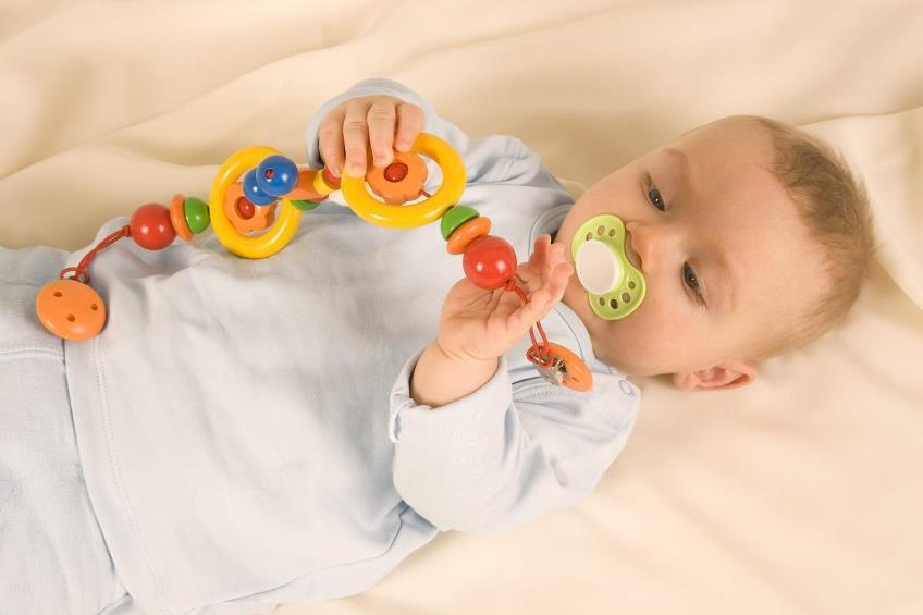 Игрушки для ребенка в 6 месяцев