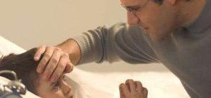 измерение температуры рукой
