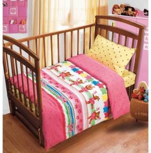 заправленная кроватка