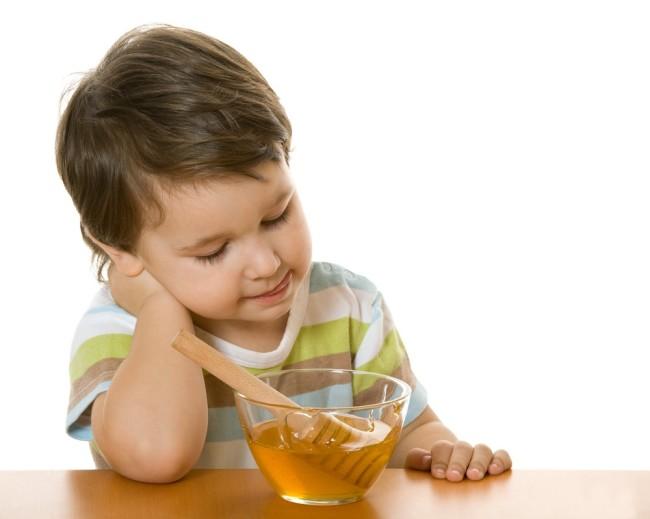 Мед для малыша