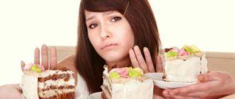 отказ от торта