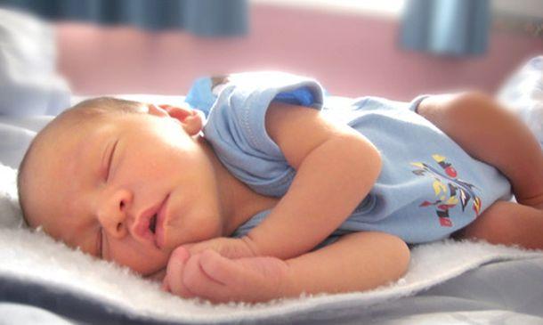 поза эмбрион
